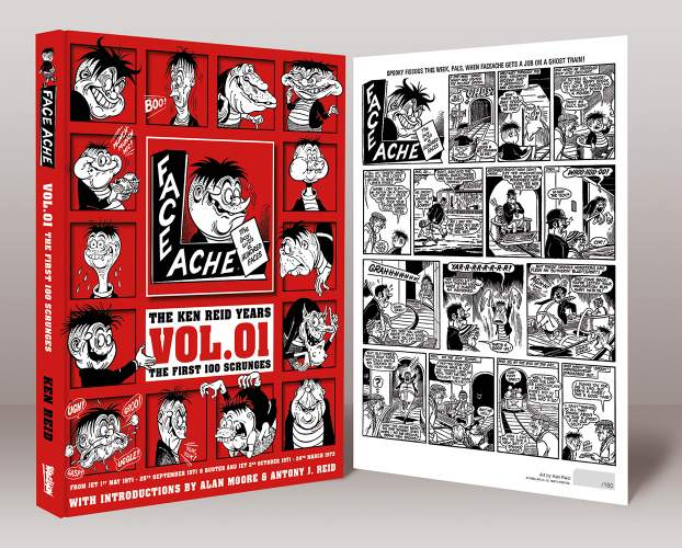 Faceache vol 1: The First Hundred Scrunges [Special Edition]