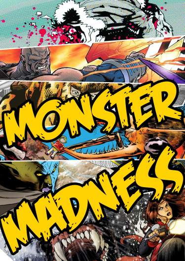 Monster Madness Digital Bundle