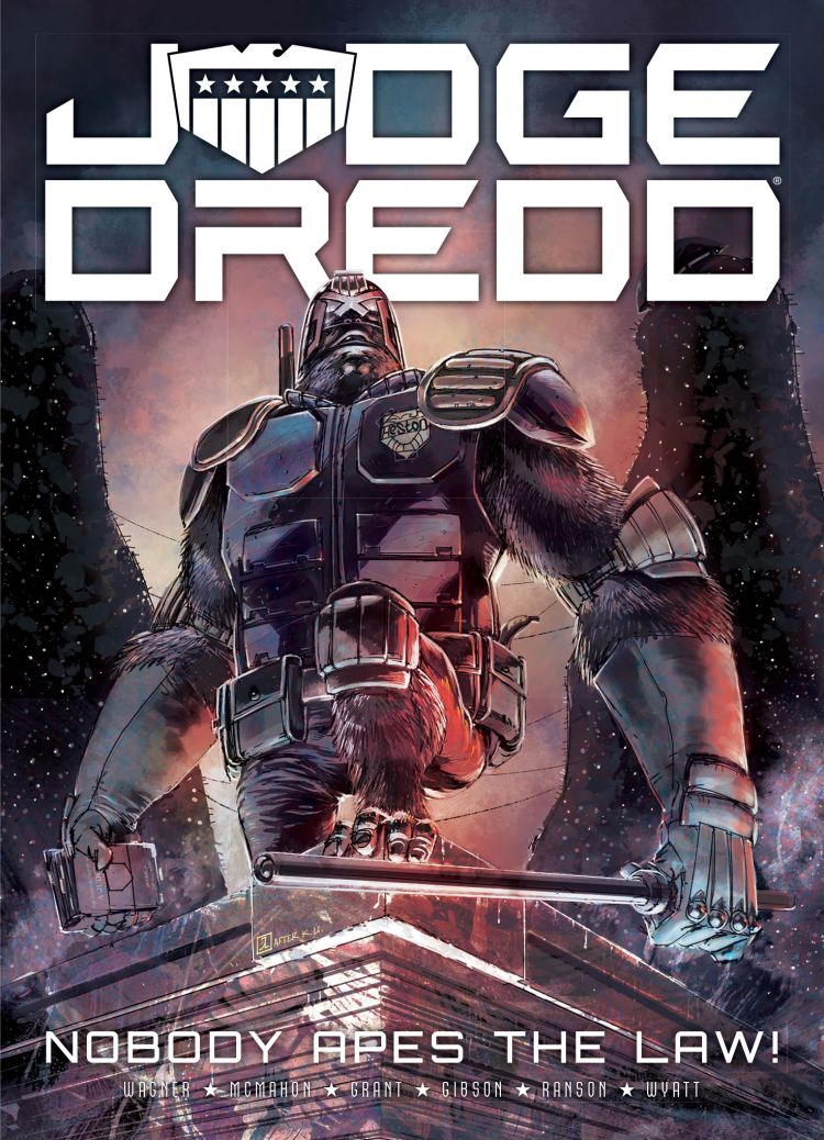 Judge Dredd: Nobody Apes the Law