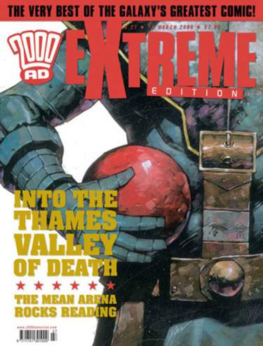 Extreme Editions Issue 27