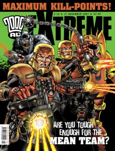 Extreme Editions Issue 25