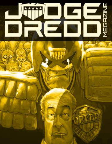 2016 Complete Judge Dredd Megazine Collection