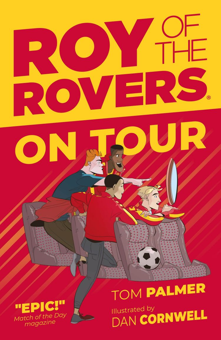 Roy of the Rovers: On Tour