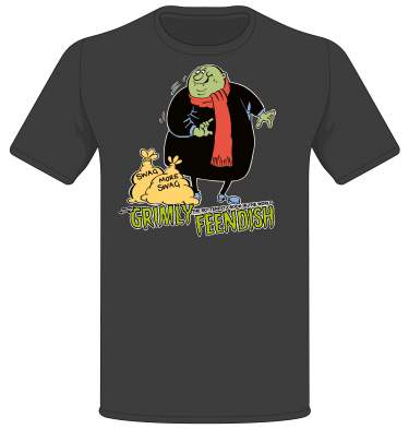 Grimly Feendish T-shirt
