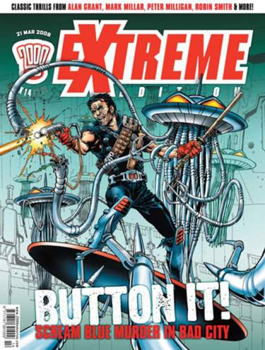Extreme Editions Issue 14