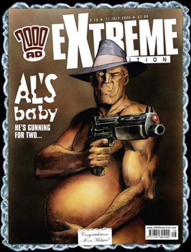 Extreme Editions Issue 16