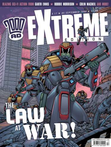 Extreme Editions Issue 17