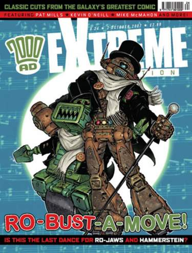 Extreme Editions Issue 24