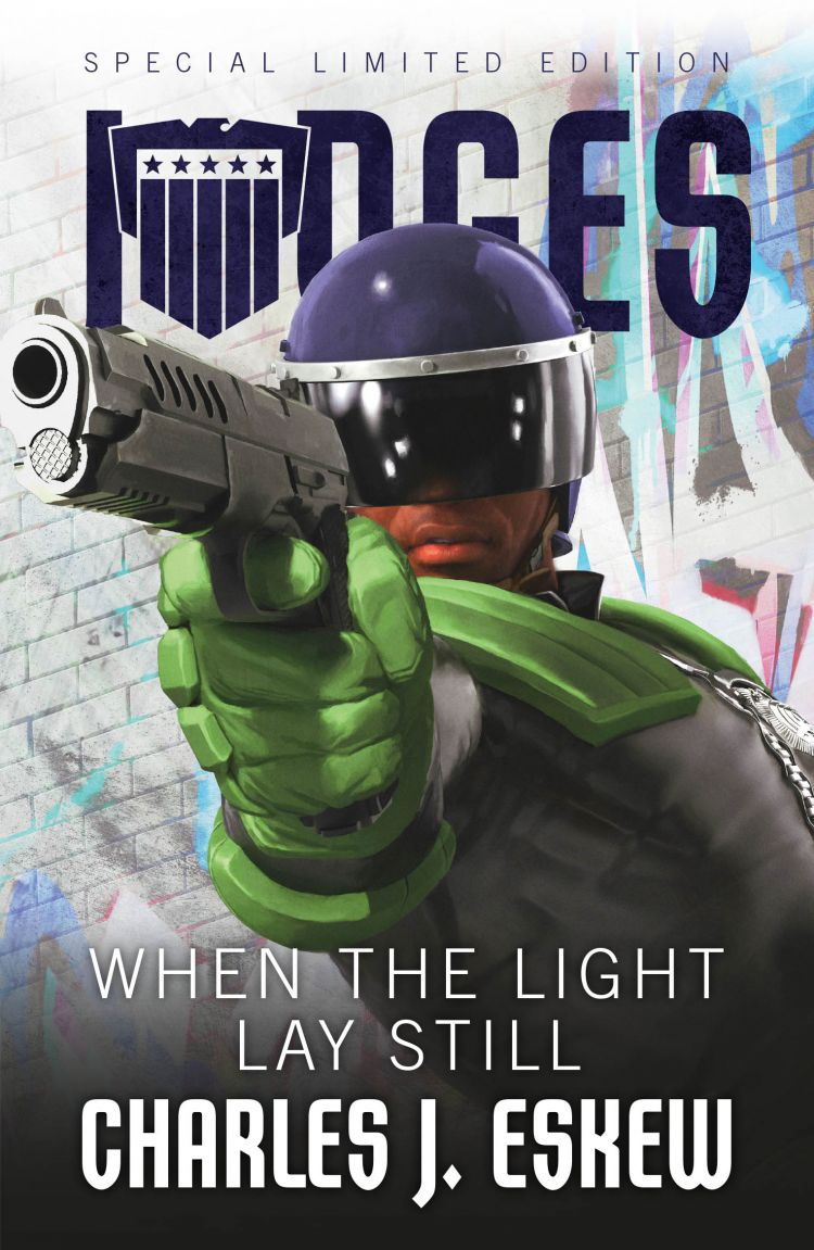 Judges: When the Light Lay Still Limited Edition Novella