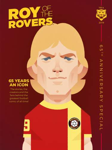 Roy of the Rovers 65th Special