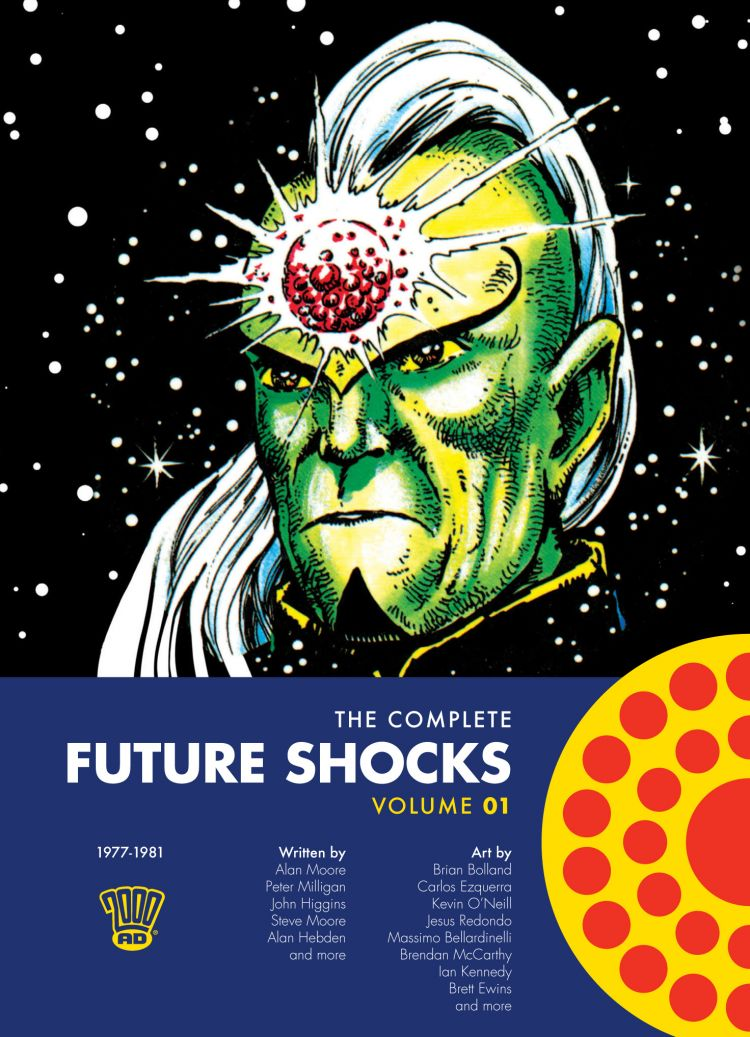 The Complete Future Shocks Volume 1