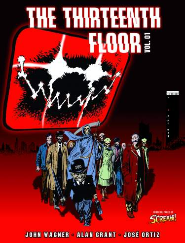 The Thirteenth Floor: Volume 1