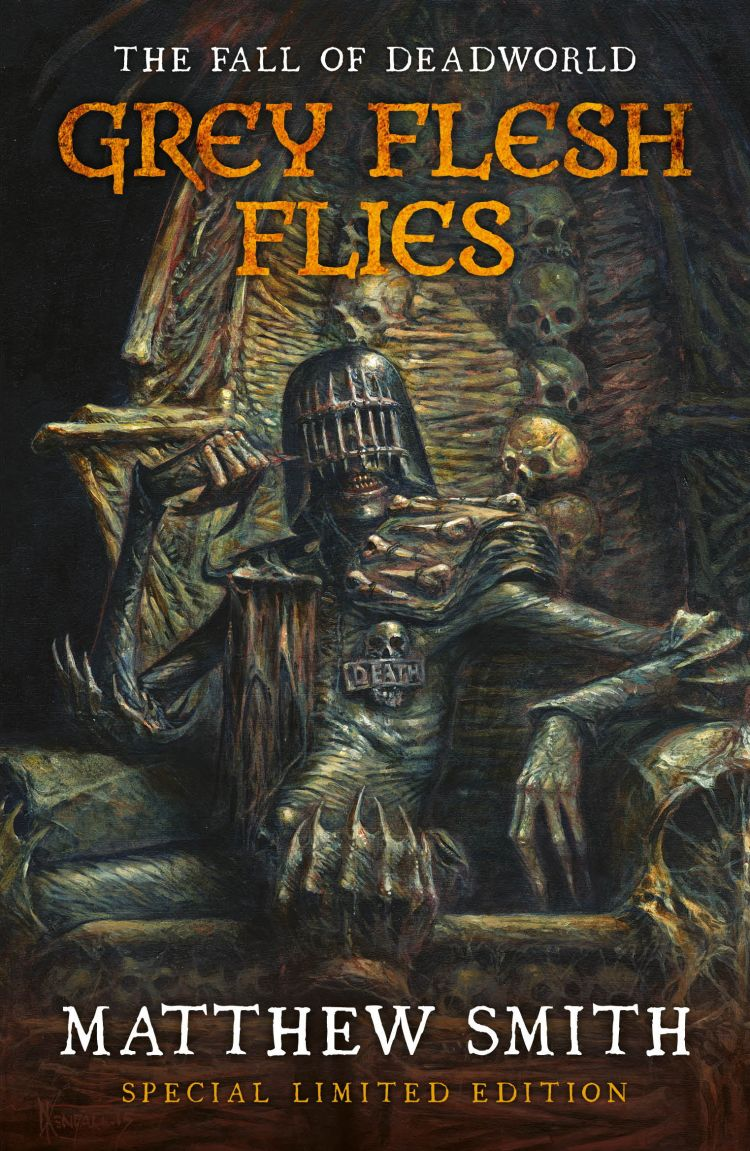 The Fall of Deadworld: Grey Flesh Flies Special Edition