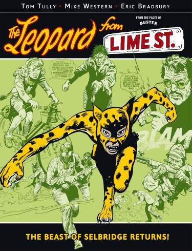 The Leopard from Lime Street: Book 2