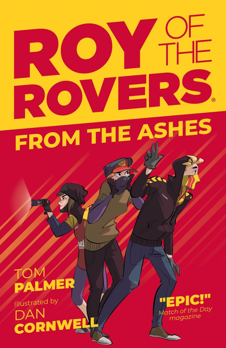 Roy of the Rovers: From the Ashes
