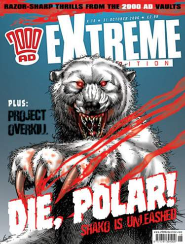 Extreme Editions Issue 18
