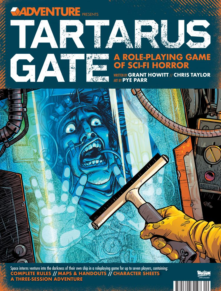 Adventure Presents: Tartarus Gate