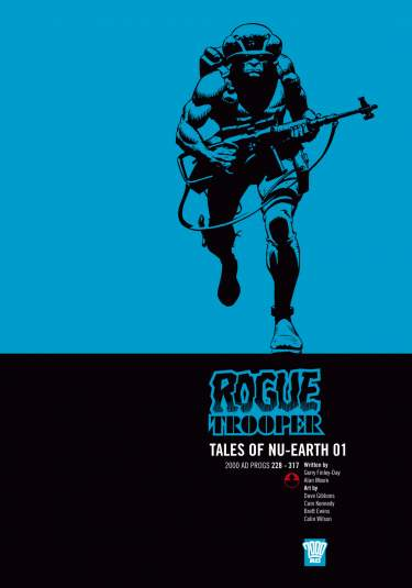 Rogue Trooper: Tales of Nu-Earth 01