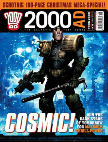 2000 AD Prog 2008 (Chistmas Special)