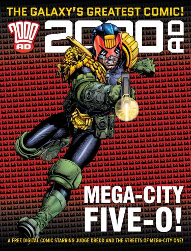 Mega-City Five-O!