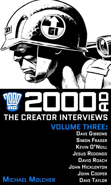 2000 AD: The Creator Interviews - Volume 03