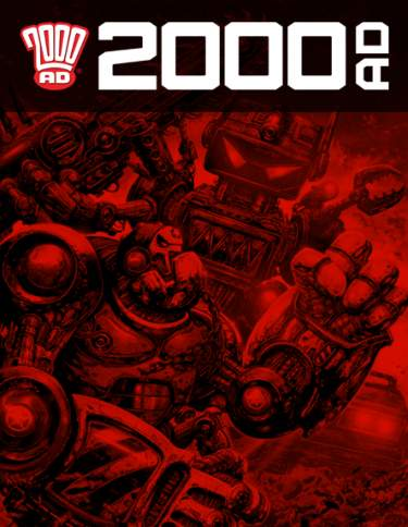 2014 Complete 2000 AD Prog Collection