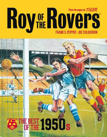 Roy of the Rovers: Best of '50s