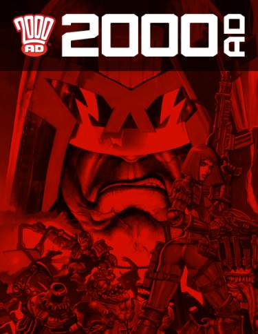 2012 Complete 2000 AD Prog Collection