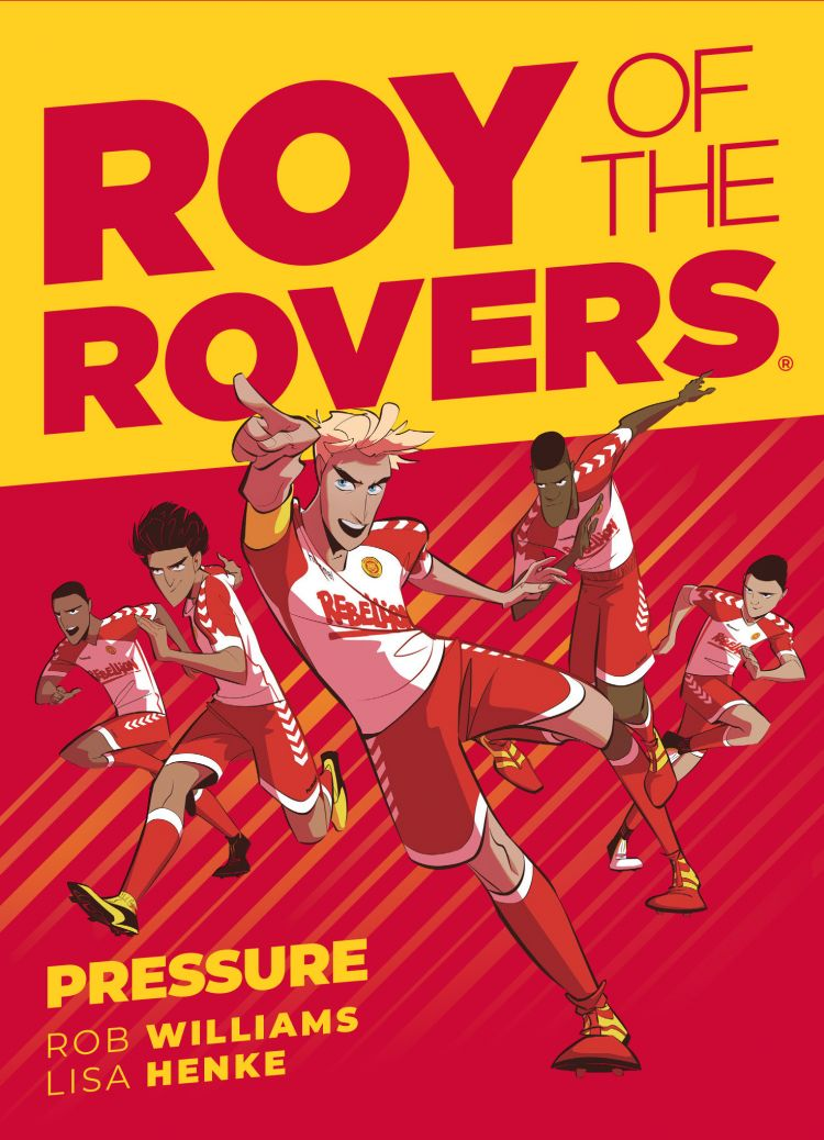 Roy of the Rovers: Pressure