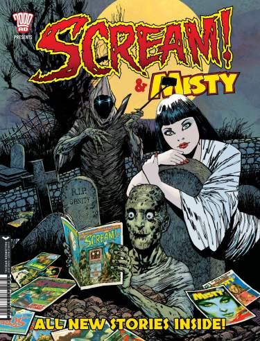 SCREAM & MISTY SPECIAL