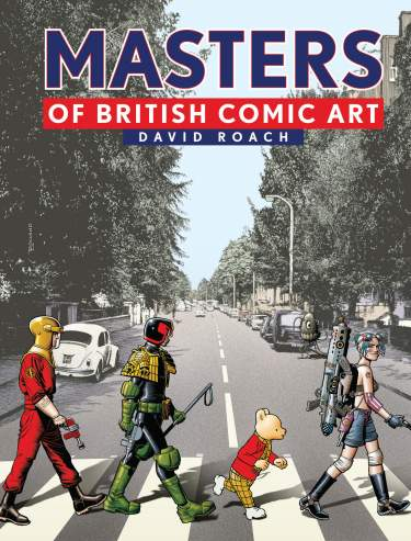 Masters of British Comics Art