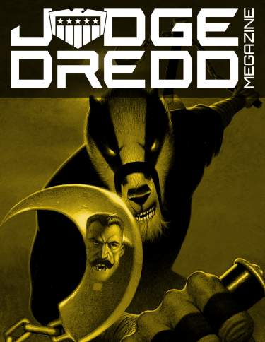 2005 Complete Judge Dredd Megazine Collection