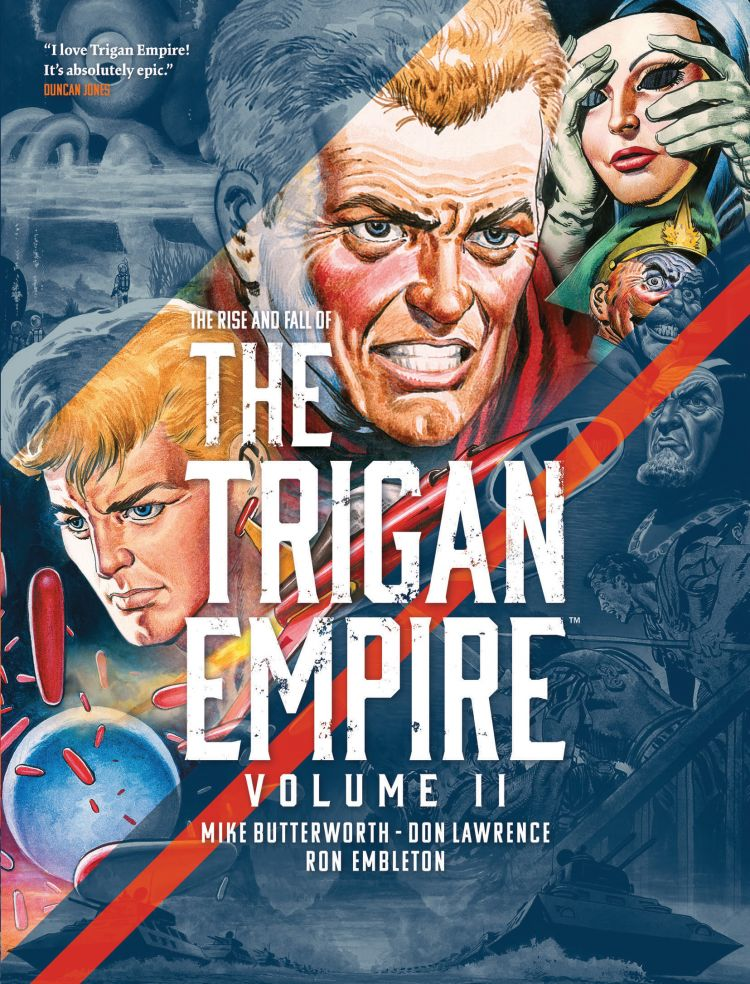 The Rise and Fall of the Trigan Empire: Volume 2