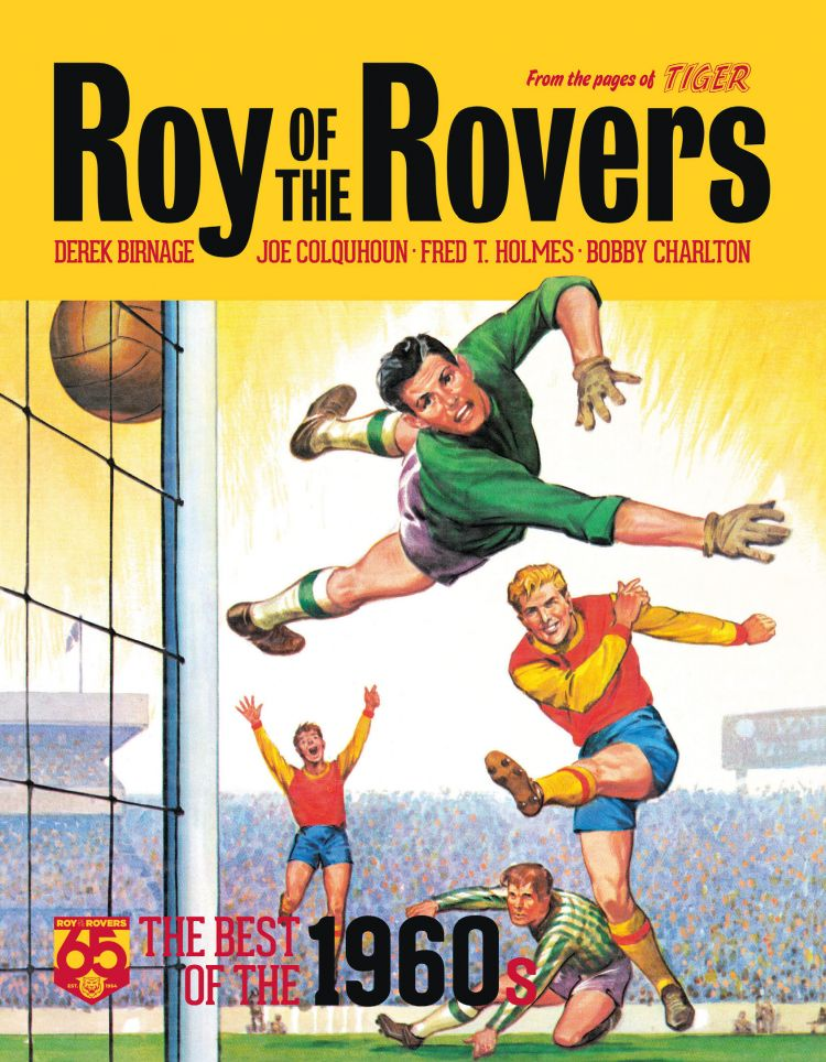 Roy of the Rovers: Best of '60s